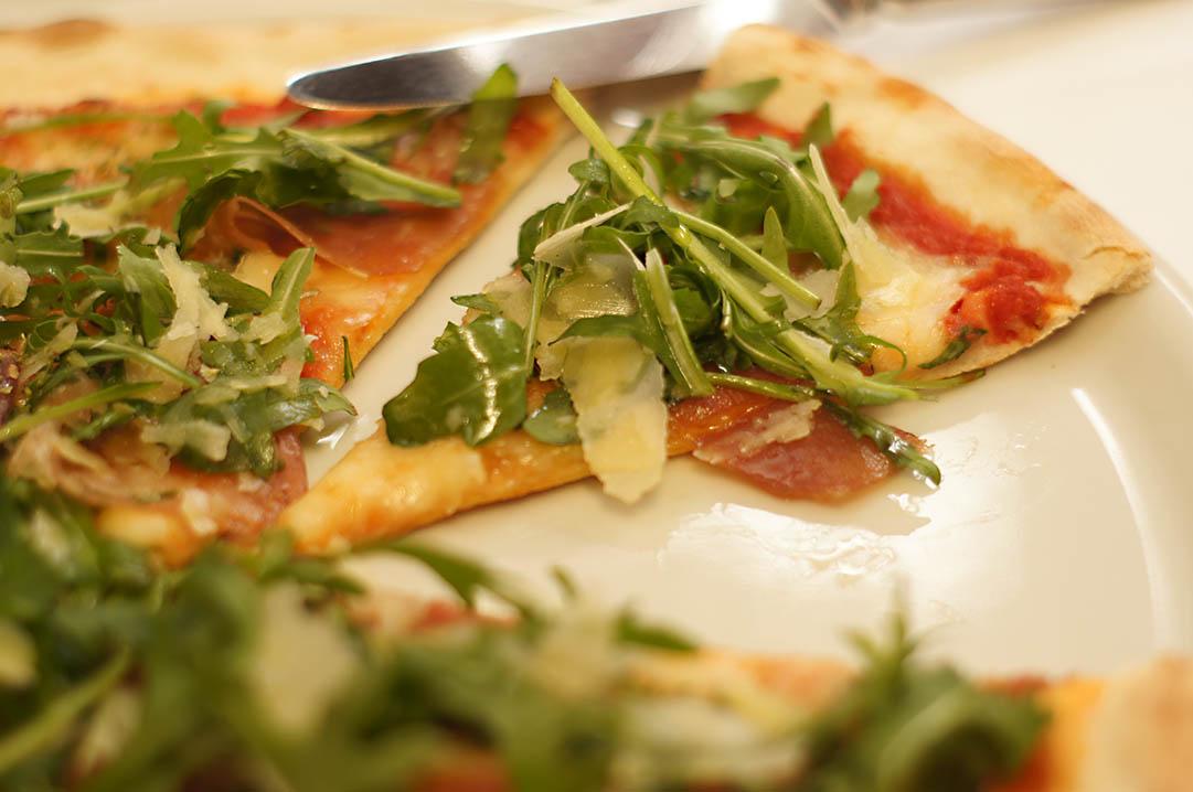 Restaurant Ruperti Hamburg Nienstedten Pizza