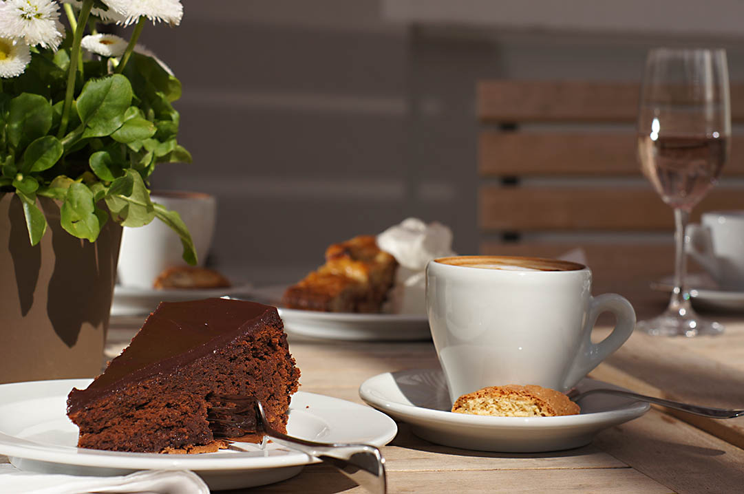Restaurant Ruperti Hamburg Nienstedten Kaffee & Kuchen