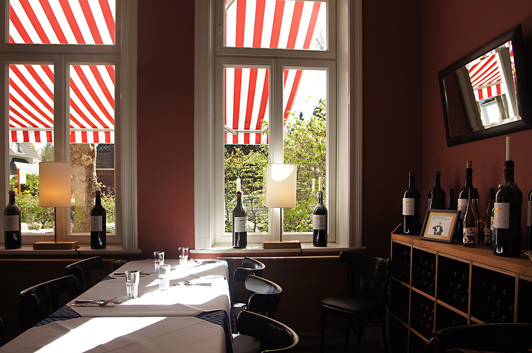 Restaurant Ruperti Hamburg Nienstedten