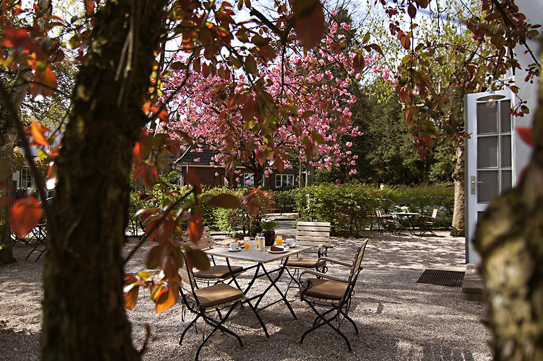 Restaurant Ruperti Hamburg Nienstedten Garten